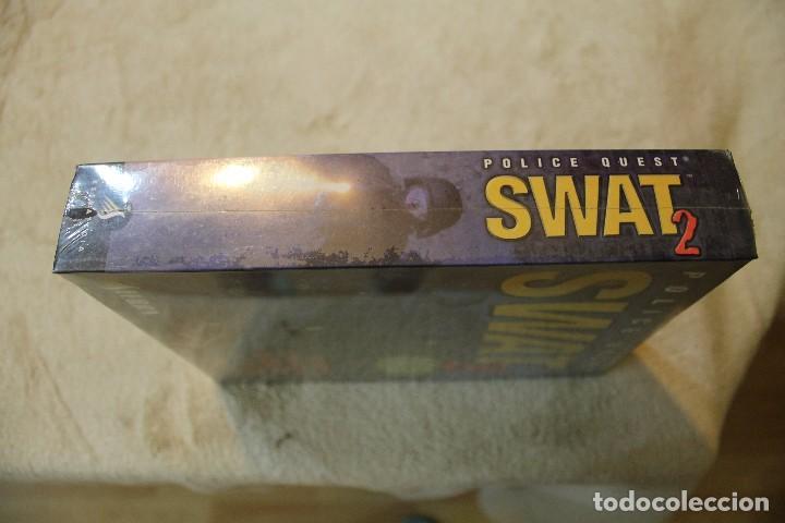 Videojuegos y Consolas: SWAT 2 POLICE QUEST PC BOX CAJA CARTON PRECINTADO - Foto 4 - 134295766