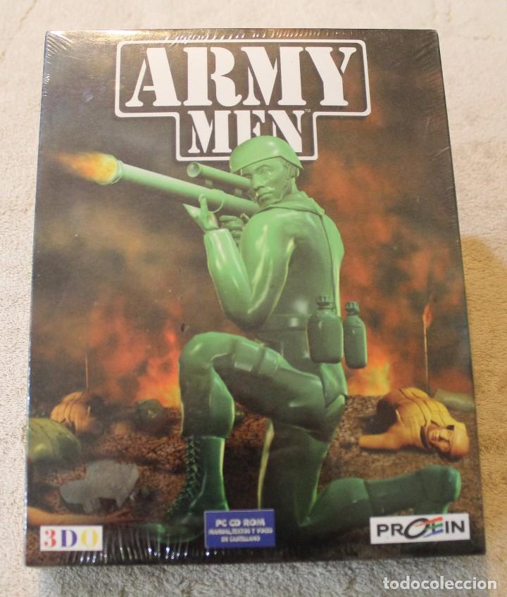 ARMY MEN PC BOX CAJA CARTON PRECINTADO (Juguetes - Videojuegos y Consolas - PC)