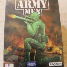 Videojuegos y Consolas: ARMY MEN PC BOX CAJA CARTON PRECINTADO. Lote 96947979