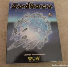 Videojuegos y Consolas: ZODIACO EL HOROSCOPO INTERACTIVO ADRIAN ROSS DUNCAN PC BOX CAJA CARTON PRECINTADO. Lote 96951739