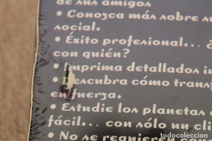 Videojuegos y Consolas: ZODIACO EL HOROSCOPO INTERACTIVO ADRIAN ROSS DUNCAN PC BOX CAJA CARTON PRECINTADO - Foto 3 - 96951739