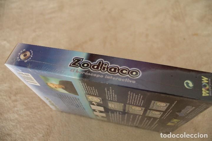 Videojuegos y Consolas: ZODIACO EL HOROSCOPO INTERACTIVO ADRIAN ROSS DUNCAN PC BOX CAJA CARTON PRECINTADO - Foto 4 - 96951739