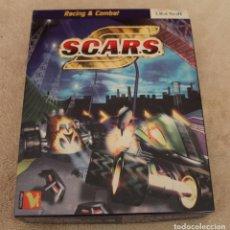 Videojuegos y Consolas: S.C.A.R.S. SCARS PC BOX CAJA CARTON. Lote 96952543