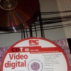 Videojuegos y Consolas: BAL-3 SIN CARATULA SOLO CD PC ACTUAL VIDEO DIGITAL . Lote 97086079