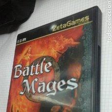 Videojuegos y Consolas: BATTLE MAGES.ESPAÑOL. Lote 97120808