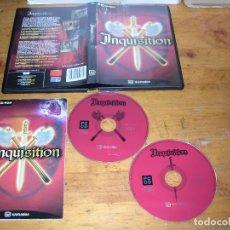 Videojuegos y Consolas: JUEGO PC CD ROM INQUISITION. Lote 97215871