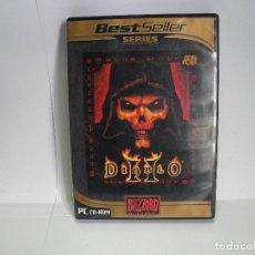 Videojuegos y Consolas: JUEGO PC DIABLO II - EXPANSION. Lote 97325715