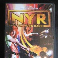 Videojuegos y Consolas: VIDEOJUEGO PC - NEW YORK RACE - EL QUINTO ELEMENTO. Lote 97378991
