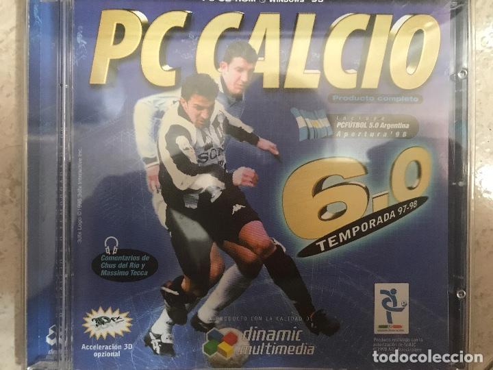 Juego Futbol Pc Calcio 6 0 Buy Video Games Pc At Todocoleccion