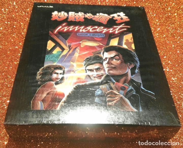VIDEOJUEGO PRECINTADO INNOCENT UNTIL CAUGHT (1993) PC. TAGS: SPECTRUM, ATARI, AMIGA, MSX... (Juguetes - Videojuegos y Consolas - PC)