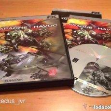 Videojuegos y Consolas: ENEMY ENGAGED APACHE VS. HAVOC JUEGO PARA ORDENADOR PC DVD COMPLETO EN ESPAÑOL Y EXCELENTE. Lote 97957263
