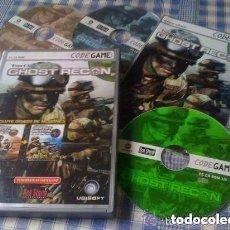Videojuegos y Consolas: TOM CLANCY'S GHOST RECON JUEGO PARA PC CD DVD INCLUYE MISIONES ADICIONALES. Lote 97959919