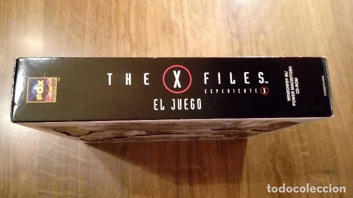 Videojuegos y Consolas: THE X-FILES. JUEGO DE PC. ELECTRONIC ARTS. JUEGO DE LA SERIE EXPEDIENTE - X. - Foto 9 - 98083591