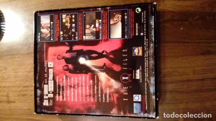 Videojuegos y Consolas: THE X-FILES. JUEGO DE PC. ELECTRONIC ARTS. JUEGO DE LA SERIE EXPEDIENTE - X. - Foto 12 - 98083591