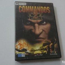 Videojuegos y Consolas: COMANDOS 2 - UN CLÁSICO. Lote 98446703