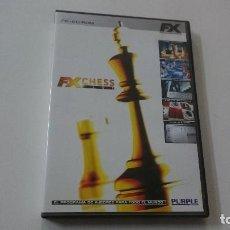 Videojuegos y Consolas: FX CHESS PLUS - AJEDREZ PARA TODOS. Lote 98446915