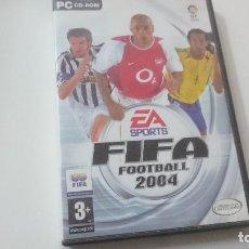 Videojuegos y Consolas: FIFA 2004. Lote 98447203