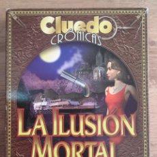 Videojuegos y Consolas: CLUEDO LA ILUSION MORTAL SERIES DE MISTERIO . Lote 98478259