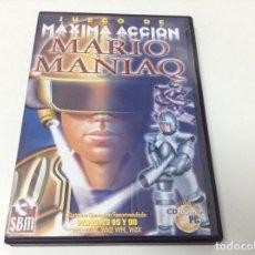 Videojuegos y Consolas: MARIO MANIAQ. Lote 98483687