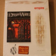 Videojuegos y Consolas: DREAM WEB PC BOX CAJA CARTON PRECINTADA. Lote 98651551