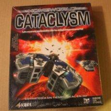 Videojuegos y Consolas: CATACLYSM HOMEWORLD PC BOX CAJA CARTON PRECINTADA. Lote 98652127