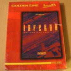 Videojuegos y Consolas: INFERNO PC BOX CAJA CARTON PRECINTADO. Lote 98653151
