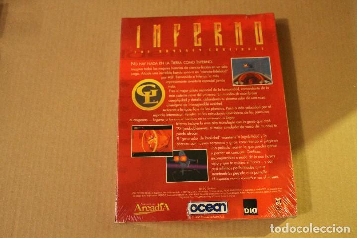 Videojuegos y Consolas: INFERNO PC BOX CAJA CARTON PRECINTADO - Foto 2 - 98653151