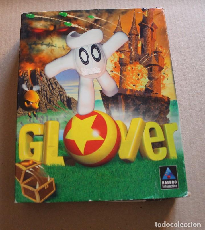 GLOVER PC BOX CAJA CARTON (Juguetes - Videojuegos y Consolas - PC)