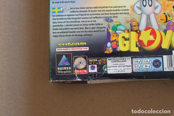Videojuegos y Consolas: GLOVER PC BOX CAJA CARTON - Foto 3 - 98681763