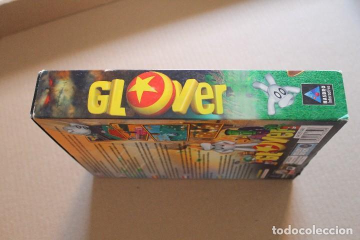 Videojuegos y Consolas: GLOVER PC BOX CAJA CARTON - Foto 4 - 98681763