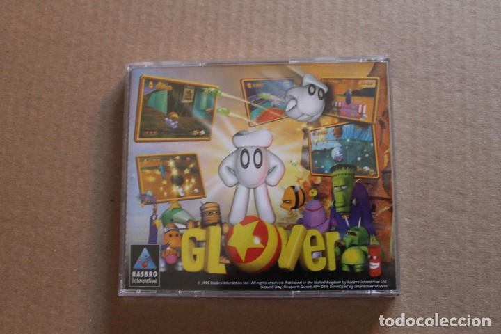 Videojuegos y Consolas: GLOVER PC BOX CAJA CARTON - Foto 7 - 98681763