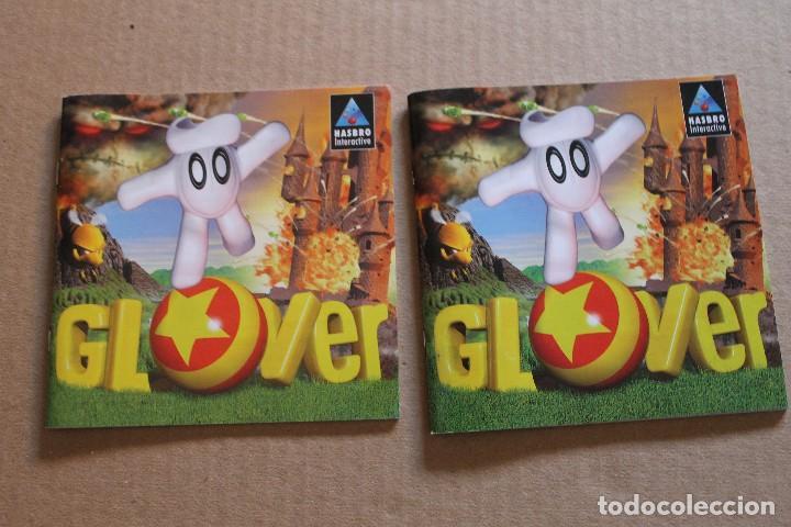 Videojuegos y Consolas: GLOVER PC BOX CAJA CARTON - Foto 8 - 98681763