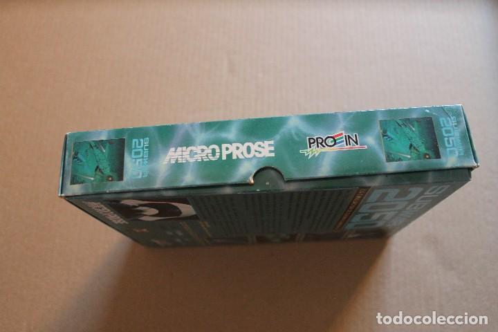 Videojuegos y Consolas: SUBWAR 2050 PC DISKETTES 3 1/2 BOX CAJA CARTON - Foto 4 - 98682495