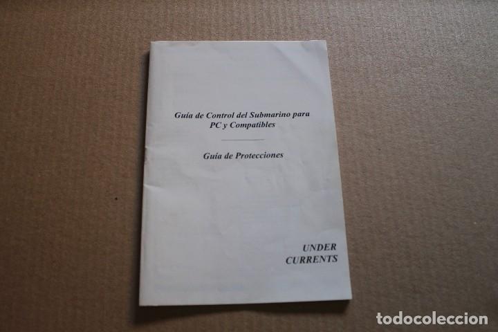 Videojuegos y Consolas: SUBWAR 2050 PC DISKETTES 3 1/2 BOX CAJA CARTON - Foto 6 - 98682495