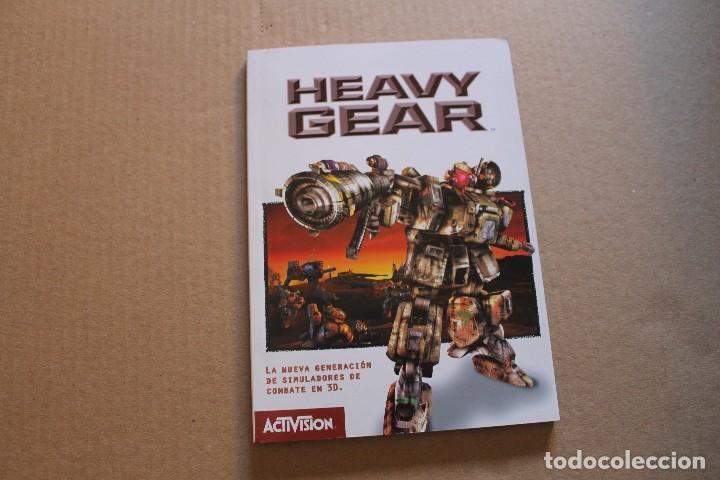 Videojuegos y Consolas: HEAVY GEAR PC BOX CAJA CARTON - Foto 6 - 98693627