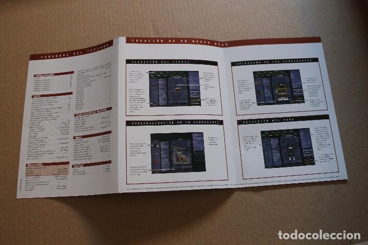 Videojuegos y Consolas: HEAVY GEAR PC BOX CAJA CARTON - Foto 8 - 98693627