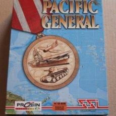 Videojuegos y Consolas: PACIFIC GENERAL PC BOX CAJA CARTON. Lote 98694079