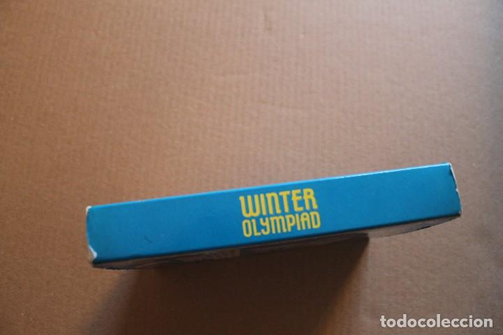 Videojuegos y Consolas: WINTER OLYMPIAD PC IBM DISKETTE 3 1/2 BOX CAJA CARTON - Foto 3 - 98694963
