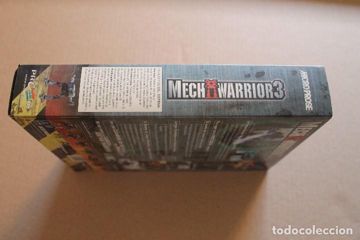 Videojuegos y Consolas: MECH WARRIOR 3 PC BOX CAJA CARTON - Foto 4 - 98695507