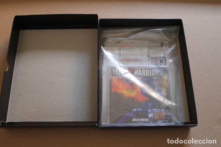 Videojuegos y Consolas: MECH WARRIOR 3 PC BOX CAJA CARTON - Foto 5 - 98695507