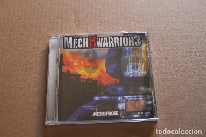 Videojuegos y Consolas: MECH WARRIOR 3 PC BOX CAJA CARTON - Foto 6 - 98695507