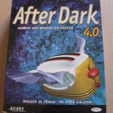 Videojuegos y Consolas: AFTER DARK 4.0 PC BOX CAJA CATON. Lote 98696363