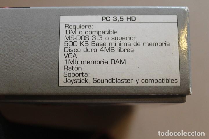 Videojuegos y Consolas: MANCHESTER UNITED PREMIER LEAGUE CHAMPIONS PC 3 1/2 DISKETTE BOX CAJA CARTON - Foto 4 - 98705915