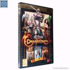 Videojuegos y Consolas: DRAKENSANG ANTHOLOGY / JUEGO PC 1 DVD-ROM / ESPAÑOL / FX 2011. Lote 99054607