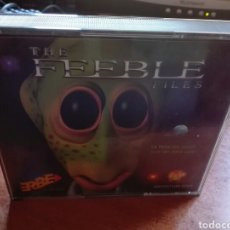 Videojuegos y Consolas: THE FEEBLE FILES ERBE 1997. Lote 99069531