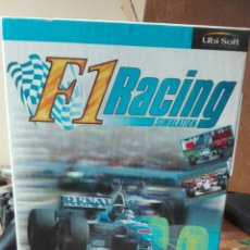 Videojuegos y Consolas: F1 RACING SIMULATION PC. Lote 99285952