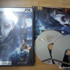 Videojuegos y Consolas: DRACULA 2 II - PC - AVENTURA GRAFICA. Lote 99518155
