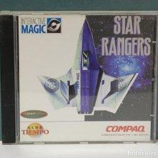 Videojuegos y Consolas: LMV - JUEGO PC STAR RANGERS. Lote 100022735