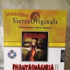 Videojuegos y Consolas: PHANTASMAGORIA II JUEGO PC EN CAJA GRANDE. Lote 100427231