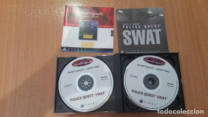 Videojuegos y Consolas: SWAT Police Quest (Sierra Originals) - VIDEOJUEGO - Juego - Foto 2 - 100512391